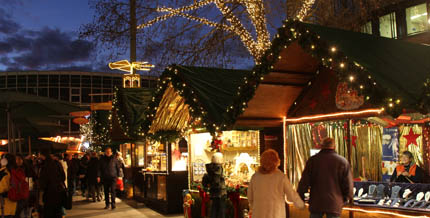 Beginn Weihnachtsmarkt Berlin 2019.Ludwigshafener Weihnachtsmarkt