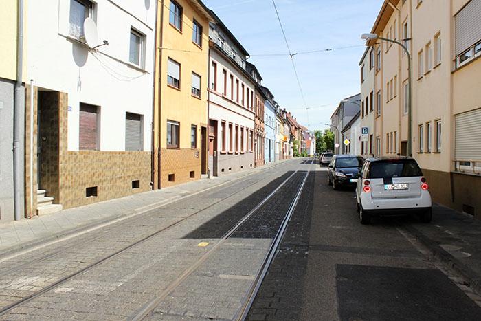Stra enbahnlinie 10 ausbau f r einen nachhaltigen pnv - Ingenieurburo ludwigshafen ...