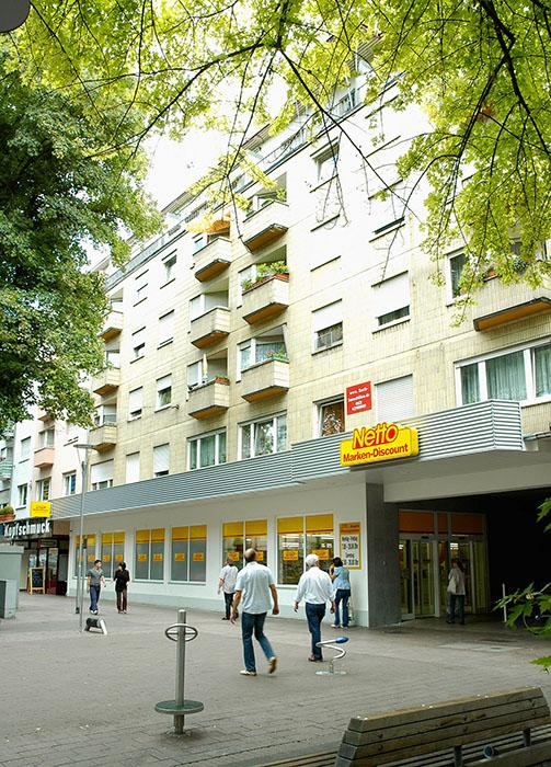 Der Stadtumbau hat Ludwigshafens Innenstadt attraktiver